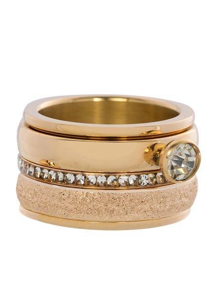 iXXXi Jewelry Inspiratie Ring iXXXi Goud