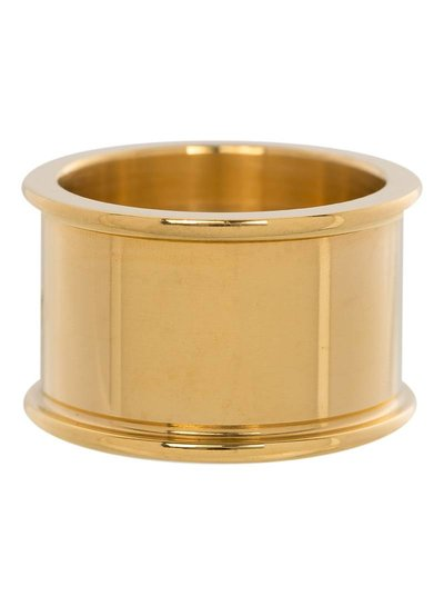iXXXi Jewelry iXXXi Basis Ring 12 mm Goud – R1801-1