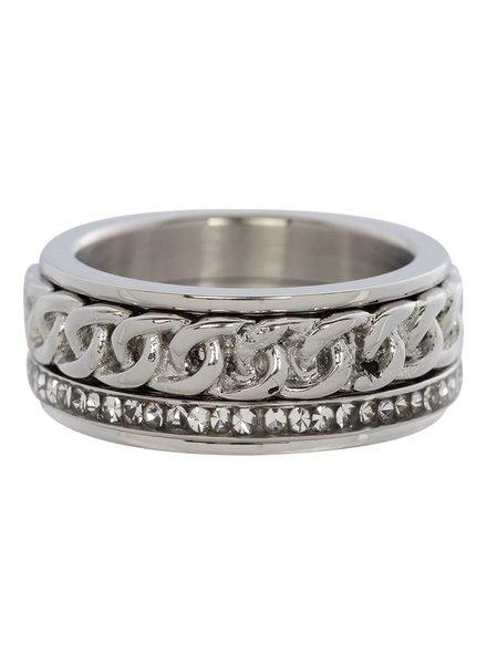 iXXXi Jewelry Inspiratie Ring iXXXi Zilver