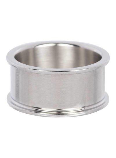 iXXXi Jewelry iXXXi Basis Ring 10 mm Zilver – R7202-3