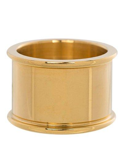 iXXXi Jewelry iXXXi Basis Ring 14 mm Goud – R7401-1
