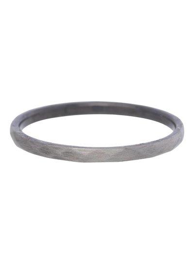 iXXXi Jewelry iXXXi Ring 2 mm Hammerite Antique Zilver – R2803-7