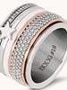 iXXXi Jewelry iXXXi 1 mm Ring Wave Rose – R3901-2