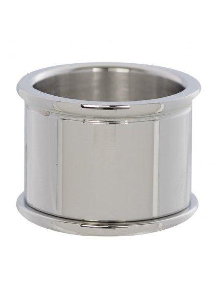 iXXXi Jewelry iXXXi Basis Ring 16 mm Zilver – R7701-3