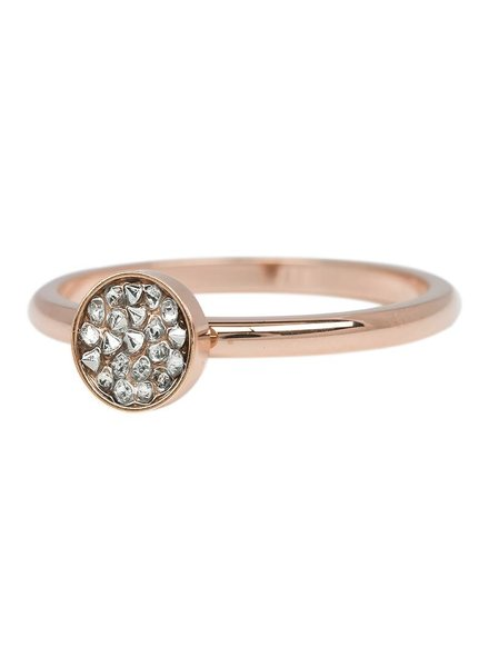 iXXXi Jewelry iXXXi Ring Cup Stones Rose– R4202-2