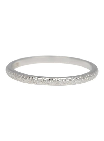 iXXXi Jewelry iXXXi Ring 2 mm Dancer Zilver – R2807-3