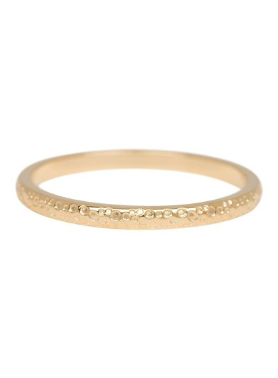 iXXXi Jewelry iXXXi Ring 2 mm Dancer Goud – R2807-1