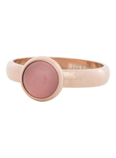 iXXXi Jewelry iXXXi Ring 4 mm  Cat Eye Pink Rose– R4309-2