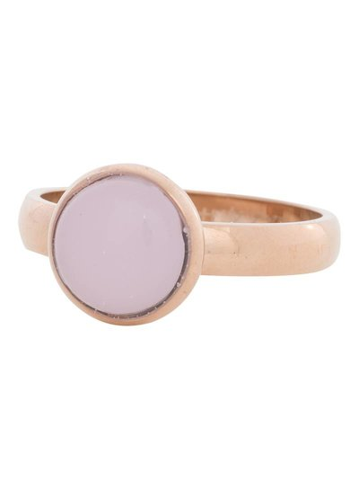 iXXXi Jewelry iXXXi Ring 4 mm  Pink Stone  Rose– R4304-2