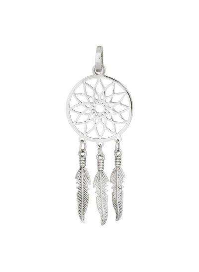iXXXi Jewelry iXXXi Jewelry Charm IJC21-3 dromenvanger zilver