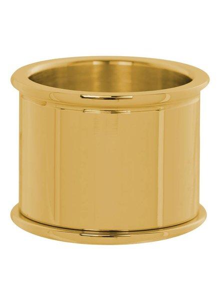 iXXXi Jewelry iXXXi Basis Ring 16 mm Goud – R7601-1