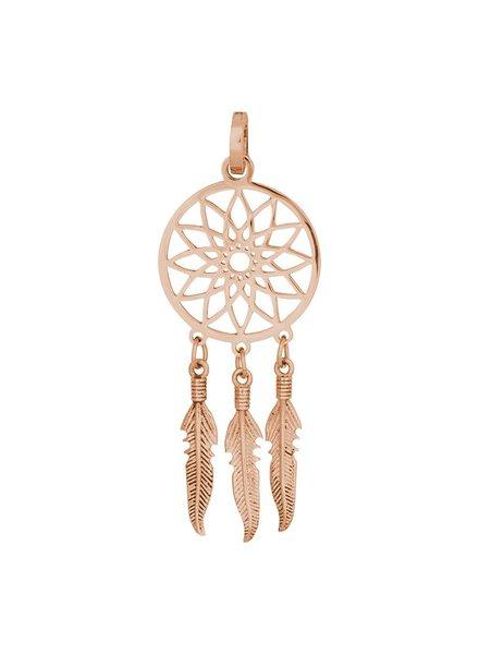 iXXXi Jewelry iXXXi Jewelry Charm dromenvanger rose
