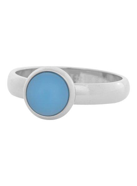 iXXXi Jewelry iXXXi Ring violet stone Zilver– R4312-3