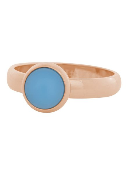 iXXXi Jewelry iXXXi Ring violet stone Rose– R4312-2