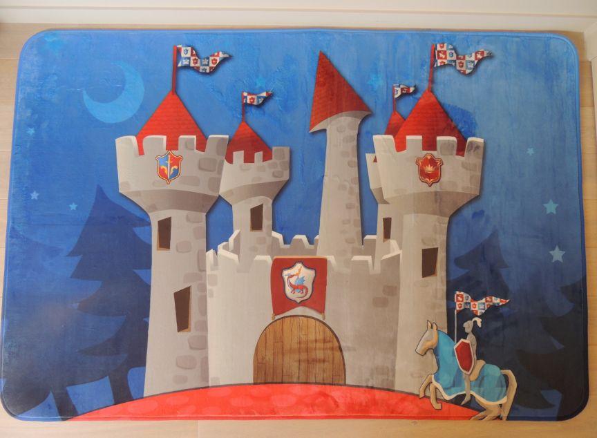 Kindertapijt ridders