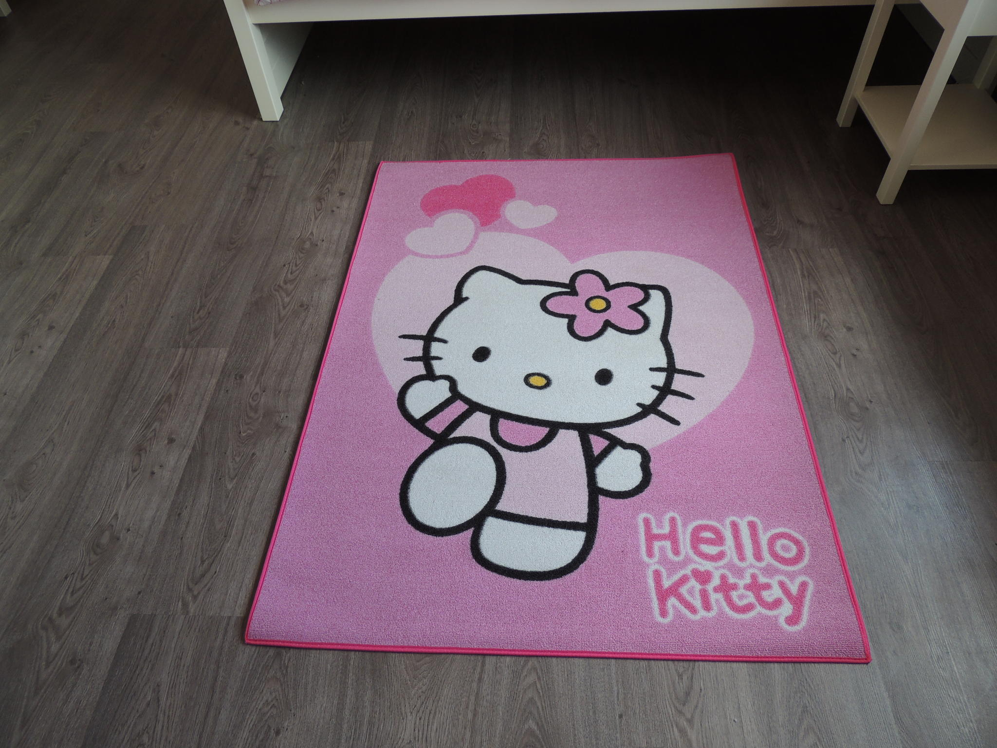 vloerkleed hello kitty