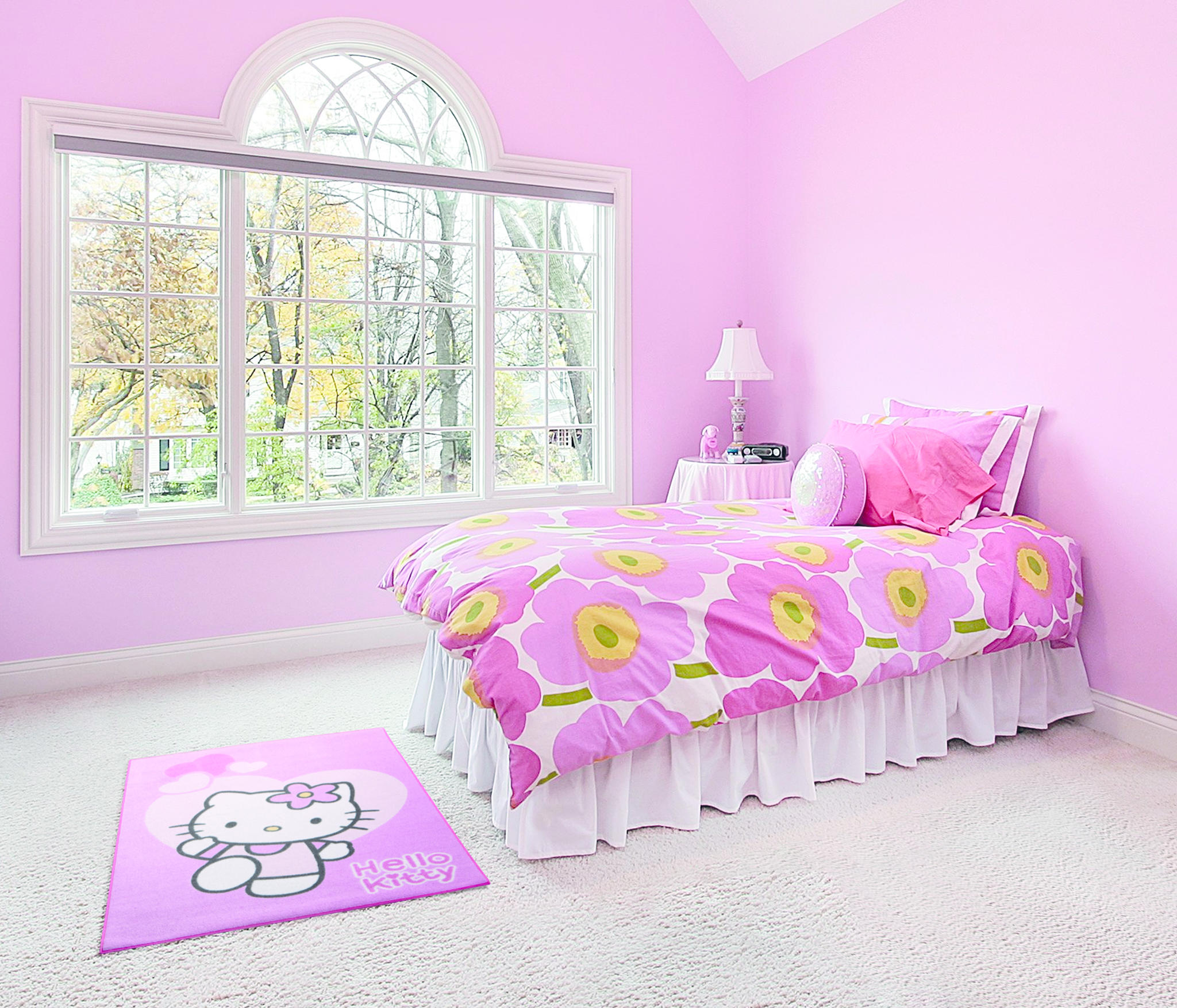 roze hello kitty kamer