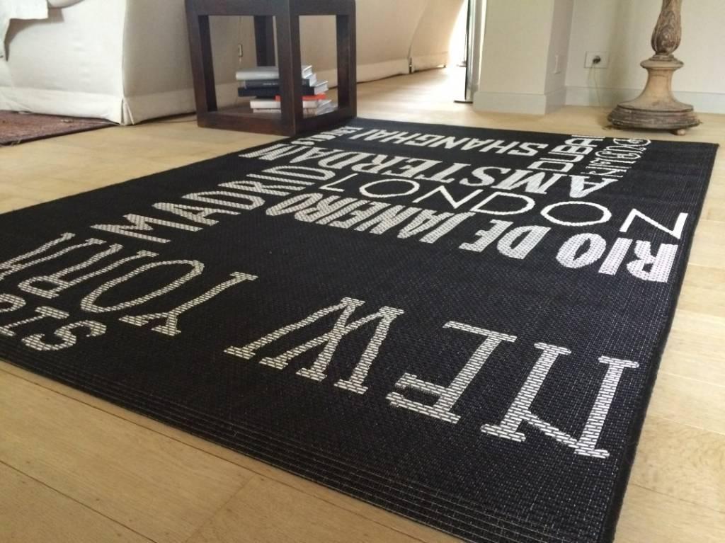 Een modern tapijt perfect voor een moderne woning