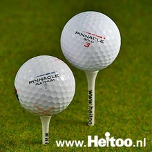 Pinnacle mix AA kwaliteit (trainingsgolfballen)