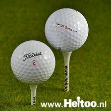 Titleist mix AA kwaliteit (trainingsgolfballen)