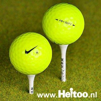 Gebruikte Nike PD Soft (geel) AAA kwaliteit