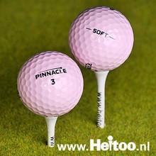 Pinnacle Soft (roze) AAAA kwaliteit