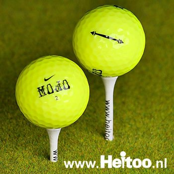 Gebruikte Nike MOJO (geel) AAAA kwaliteit
