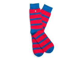Alfredo Gonzales STRIPES RED&BLUE
