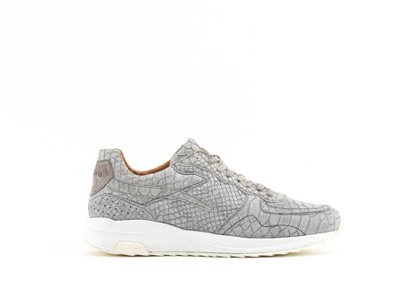 REHAB HUNTER W SNAKE LIGHT GREY
