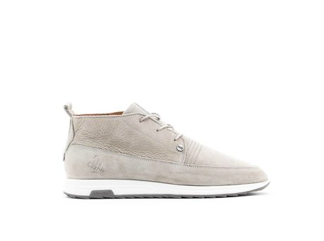 REHAB JOSHUA NUBUCK LIGHT GREY