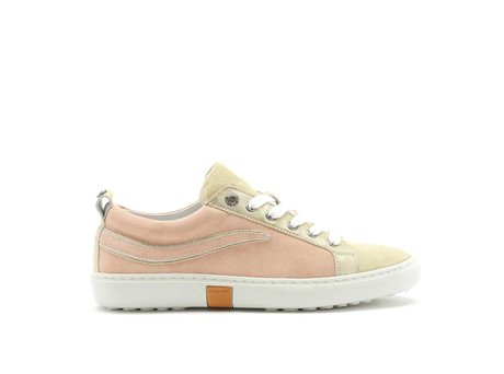 REHAB TASCHA SUEDE SAND OLD PINK