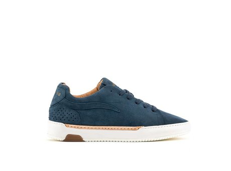 REHAB THOMAS II NUBUCK DARK BLUE