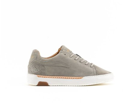 REHAB THOMAS II NUBUCK LIGHT GREY
