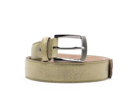 REHAB BELT COBBLE MINT