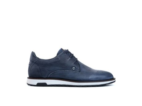 REHAB NOLAN BROGUE DARK BLUE