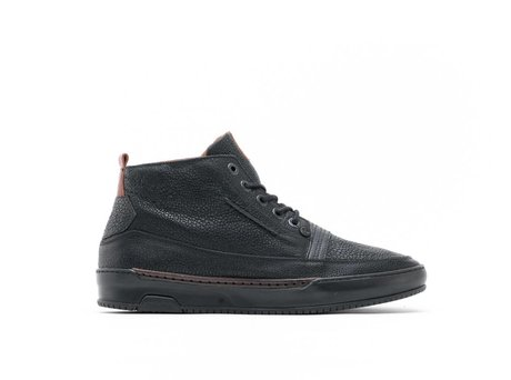REHAB TREVOR STINGRAY LTHR BLACK