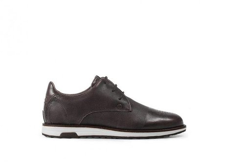 REHAB NOLAN BROGUE DARK GREY