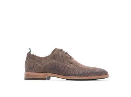 REHAB PAOLO SUEDE STONE