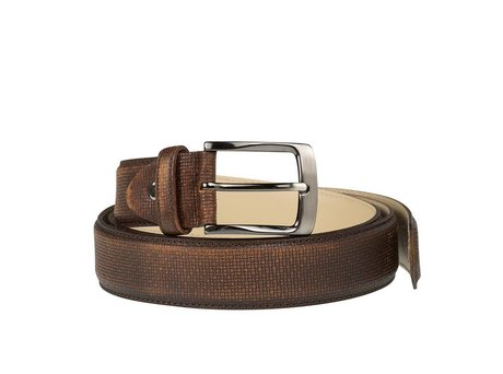 REHAB BELT BUFFALO WALL BROWN