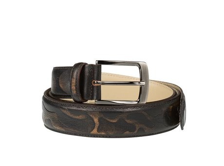 REHAB RIEM ARMY VINTAGE BROWN