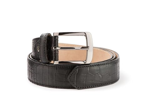 REHAB RIEM CROCO BLACK
