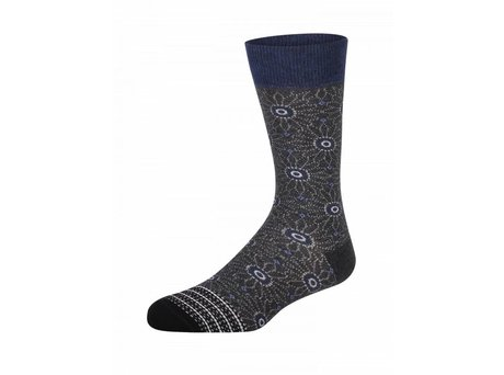 Heroes on Socks MELL GREY