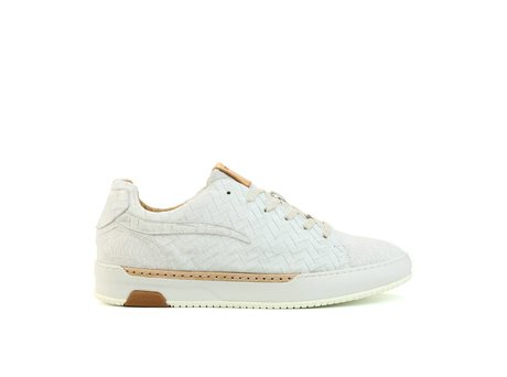 REHAB THOMAS II CLAY NUBUCK WHITE