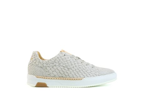 REHAB THOMAS II LIZARD NUBUCK LIGHT GREY