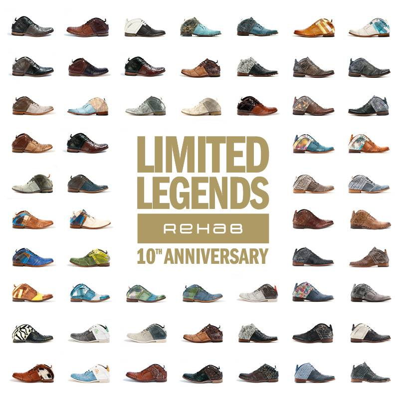 LIMITED LEGENDS: 10th ANNIVERSARY