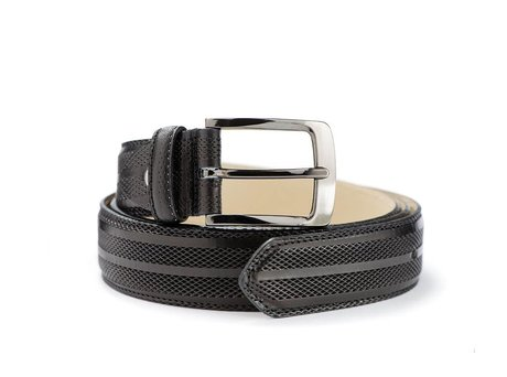 REHAB RIEM STRIPES NERO