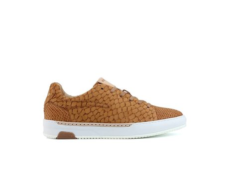 REHAB THOMAS II LIZARD NUBUCK BROWN