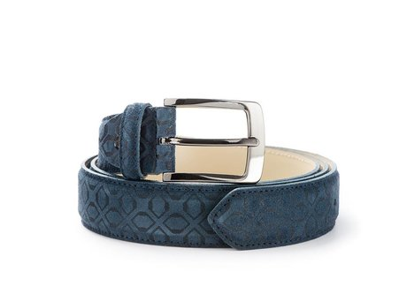 REHAB RIEM ART DECO DARK BLUE