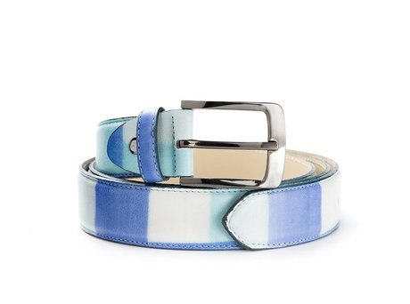 REHAB BELT KURT II CHECKER LL COBALT