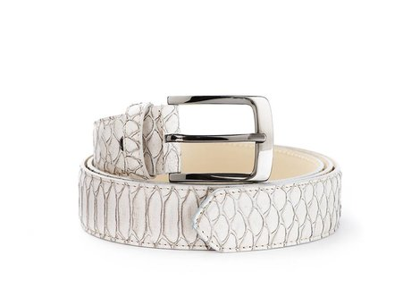 REHAB BELT KURT II SNAKE LL LIGHT GREY